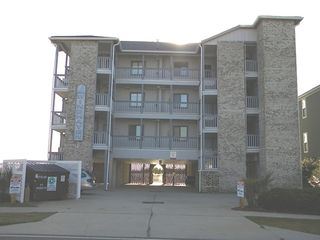 Surfside Beach condo photo - Building street-side view