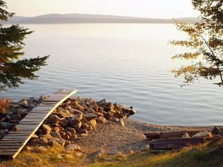 Rangeley Lake cabin photo - Boat Launch, Swimming Area