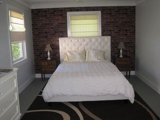 Ocean Springs cottage photo - Queen sized bed in Lagniappe Cottage.