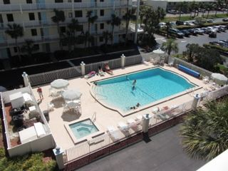 Cocoa Beach condo vacation rental photo