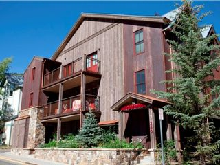 Telluride condo photo - Side View