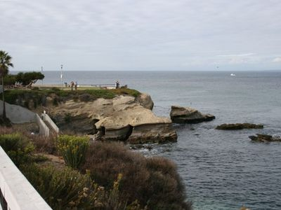 Alligator Point @ La Jolla Cove