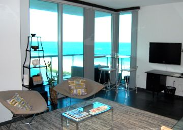 Location vacances condo Miami Beach