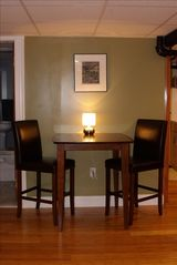 Boston apartment photo - Dining Area