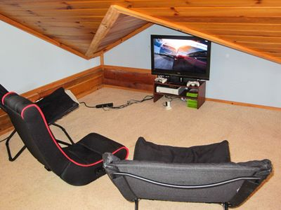Carolina Cabin Rentals Cloud 9 XBox