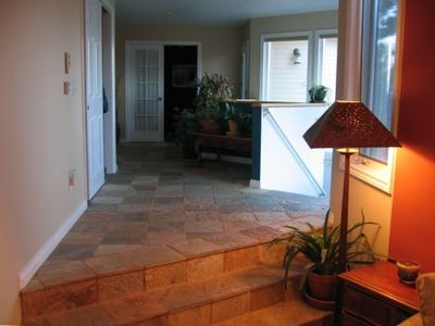 Entrance area in your Boulder Countryside Rental