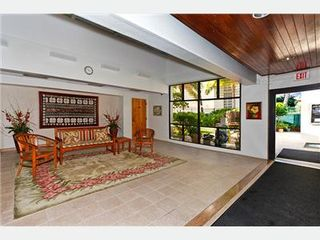 Makaha condo photo - Lobby