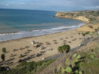 Rancho Palos Verde house photo - Private beach club offers vacationers exclusive and gorgeous views.