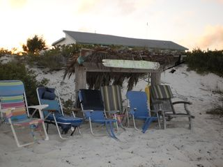 Great Exuma villa photo - Relax & read a good book
