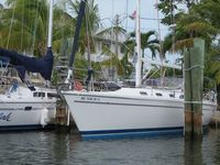 Stay On-board a 42 Ft. Sailboat in the Florida Keys