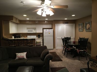 Table Rock Lakefront Condo Resort--Family Oriented