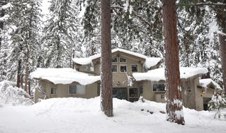 Incline Village house photo - Beautiful location surrounded by pines.