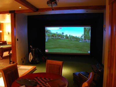 Golf & Shooting Simulator is Great for Seattle Corporate Retreats