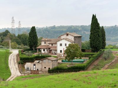 Enjoy a holiday in the verdant heart of Italy.