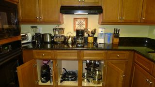 Perdido Key condo photo - Fully Equipped Kitchen and then some-10th Flr. Everything is included!