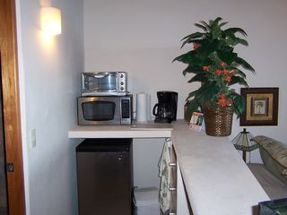 Zihuatanejo condo photo - Studio Kitchenette