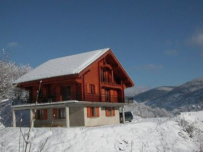 Holiday house, 170 square meters , La Bresse, Lorraine
