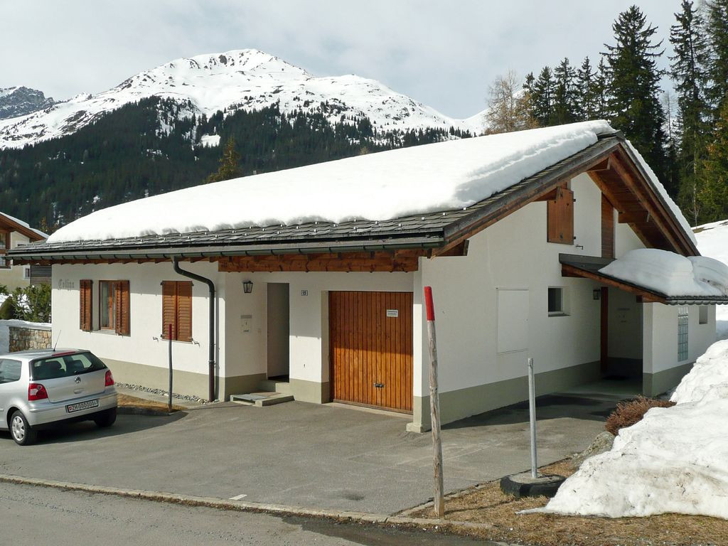 Holiday apartment, 73 square meters , Wolfgang, Grisons