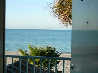 Longboat Key condo photo - View of the beach, out your front door
