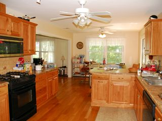 Saunderstown house photo - Bright and Airy Updated Kitchen