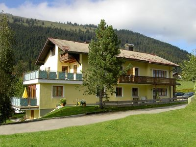 Holiday in the House Alpenblick - including extensive Bad Hindelang PLUS offer