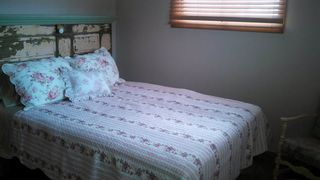 Lehighton house photo - quilting/shabby chi bedroom with queen size bed