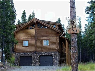 Located 5 Minutes from Downtown Breckenridge
