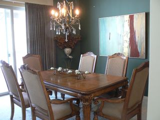 Bellaire / Shanty Creek condo photo - Elegant dining room