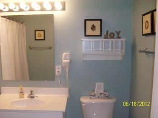 Cherry Grove Beach condo photo - Bathroom three