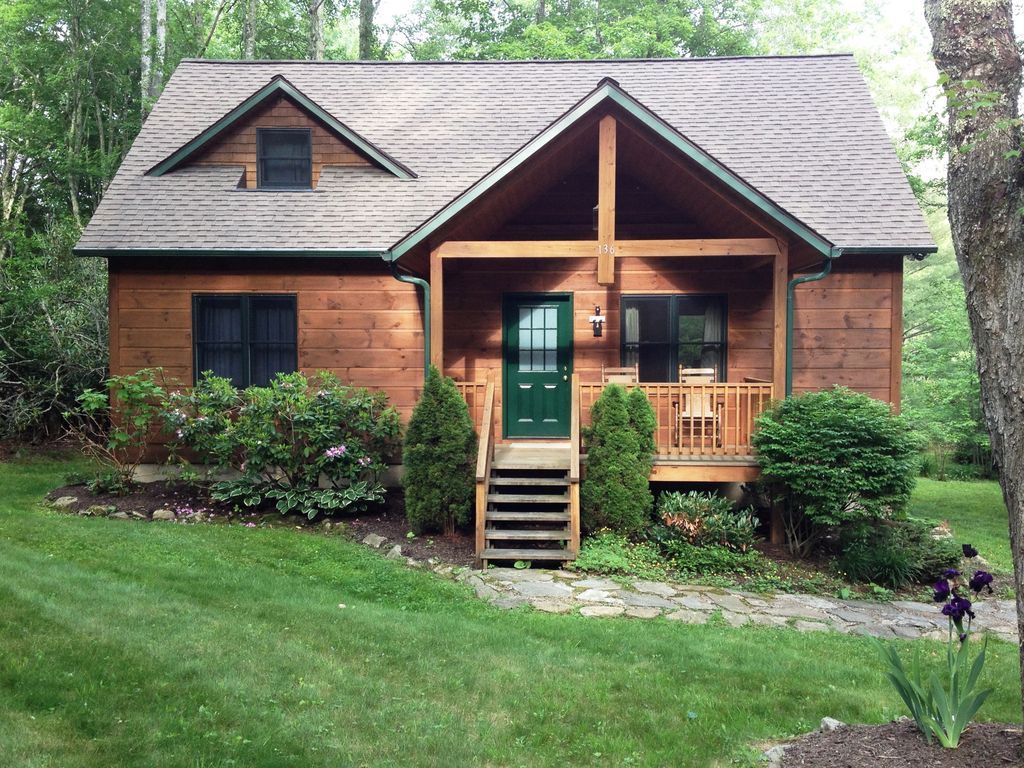 High Country Cabin Grandfather Mountain HomeAway