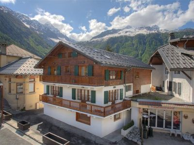 Argentiere apartment rental - Argentiere library