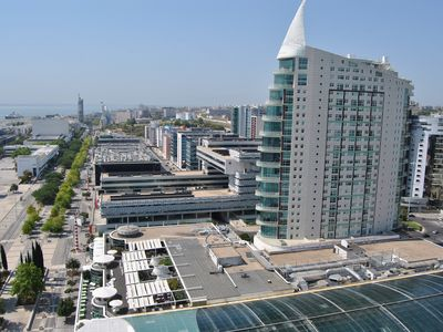 Prime Apartment Iconic Tower - Parque das Nacoes - Expo8