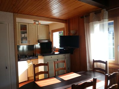 Apartment in chalet for 6 people