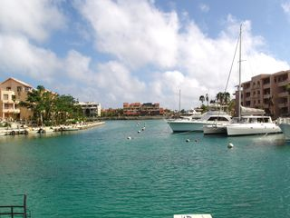 Puerto Aventuras condo photo - PA marina - deep sea fishing + catamaran cruises
