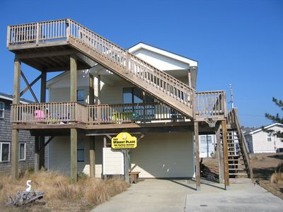 Kill Devil Hills house rental - Breathtaking view from the widow's watch
