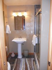 Second Bathroom - Nederland lodge vacation rental photo