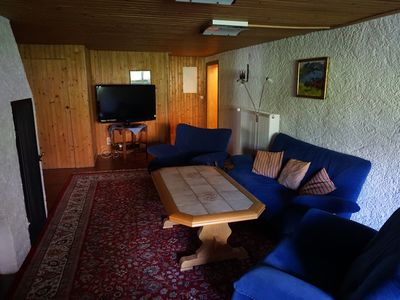 Vacation Apartment, calm area with mountain view - Parterre
