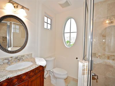 Guest Bathroom on 2nd Floor with shower, toilet, sink