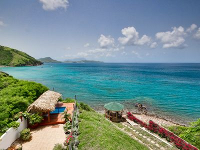 image for On sea, stunning view, private gazebo & private path to water