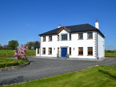 Charming country house close to the village of Adare sleeps 10 people