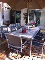 San Antonio house photo - Outdoor Dining