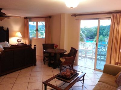 New Listing! - Studio Villa With Ocean View And Pool (many Dates Available!)