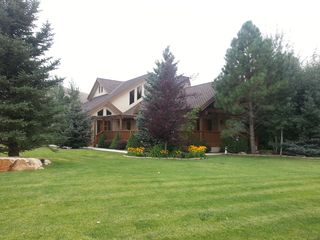 Heber City cabin photo - .