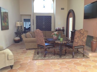 Rancho Mirage villa rental - .Mediterranean style throughout the house...Newly renovated.