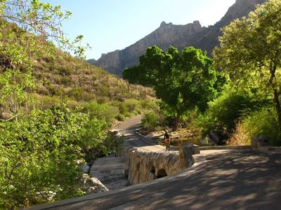 Tucson condo rental - Must See Sabino Canyon