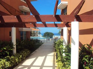 Aguadilla condo photo - Entrance to the Infinity pool