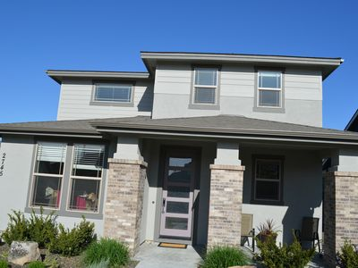 New Three Bedroom Home in Harris Ranch; East Boise