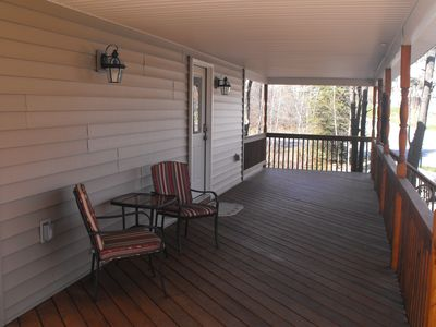 Front Porch, Early Spring