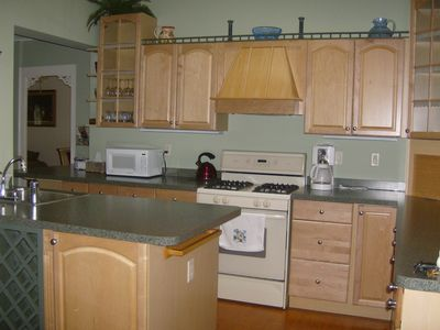 Lake Winnisquam house rental - Fully Stocked Kitchen