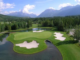 Canmore condo photo - Tee time spectacular ?.. 5 world class golf courses all within a 30 minute drive